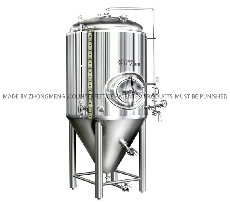 Food machinery manufacturers Beer fermentation tank