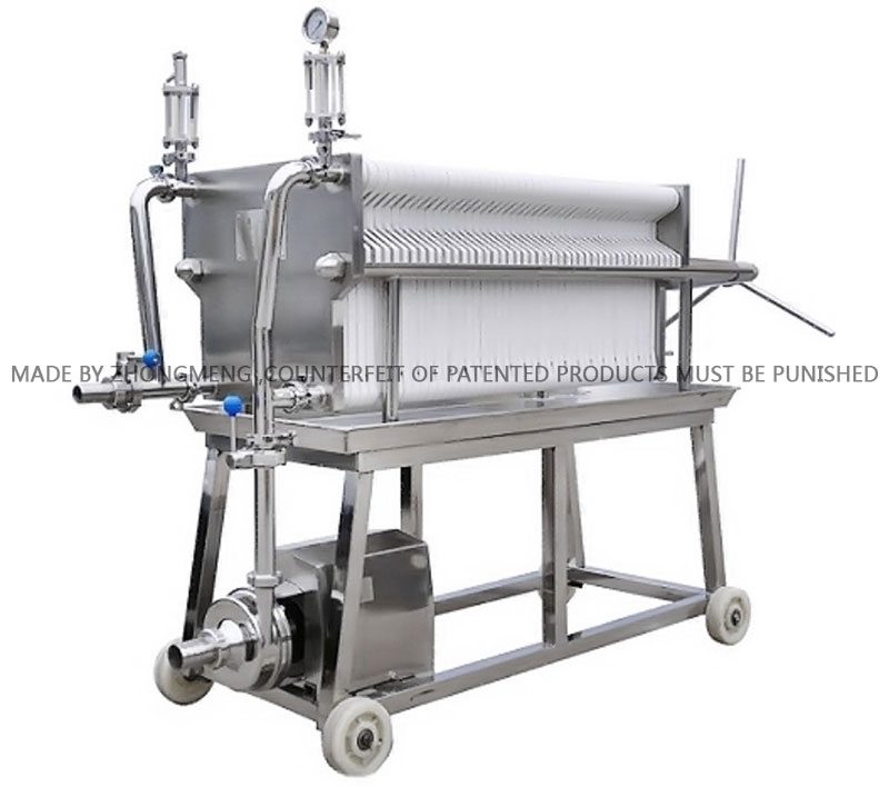 pharmaceutical machinery manufacturers Cardboard filter